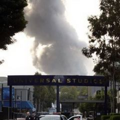 Пожар на студии Universal