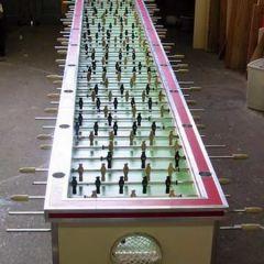 Самый длинный футбольный стол