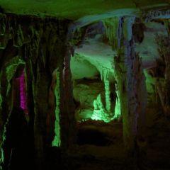Арт в пещерах