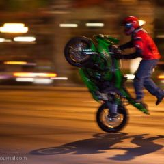 Танцы мотоциклов