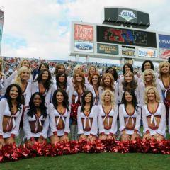 Девушки из NFL