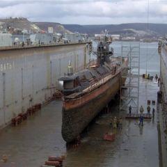Единственная подводная лодка на Украине