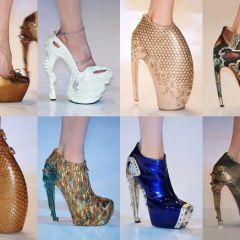 Обувь для тех же модников