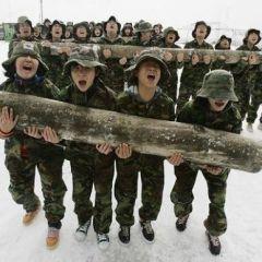 Детский военный лагерь