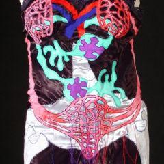 Анатомия на платьях