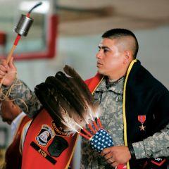 Индейцы в Ираке