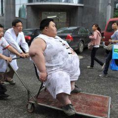 Самый толстый в мире китаец