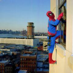 Мексиканские супергерои в Нью-Йорке