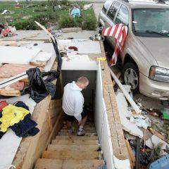 Ураганы прошлись по среднему западу США