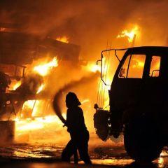 Нападение на конвой НАТО под Исламабадом