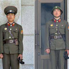 Северная Корея – за демилитаризованной зоной