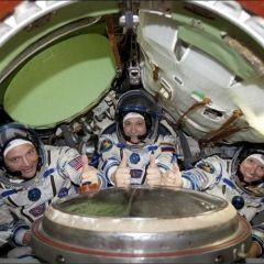 Союз ТМА-19 – за несколько дней до полета