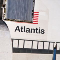 Атлантис, последняя миссия