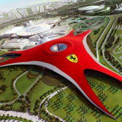 Виртуальный тур по Ferrari World в Абу-Даби