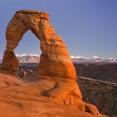 Ландшафтные арки – Юта, США