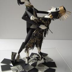 Бумажные скульптуры от Шер Кристофер (Sher Christopher)