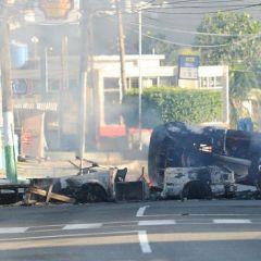 Ямайский Робин Гуд: Столкновения бандитов и полиции на Ямайке