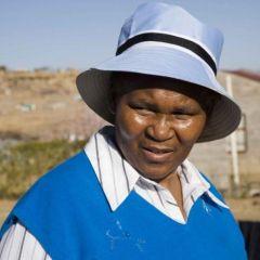 Инвалиды в Лесото: Ломая барьеры