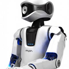 Человекообразный робот Myon (фото)