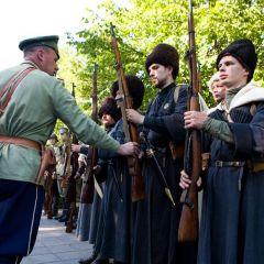 Луцкий прорыв: Эхо Великой войны.
