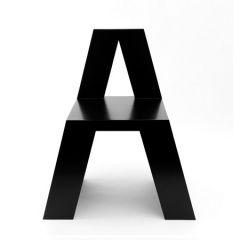 Коллекция стульев «АВС» дизайнера Роланда Оттена