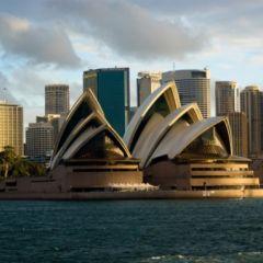 Сиднейский оперный театр (Sydney Opera House)