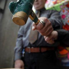 Торжественная церемония развода в Японии