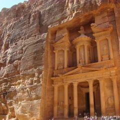 Затерянный город – Петра, Иордания (фото)