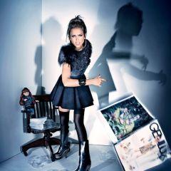 Фотографии Джессики Альба (Jessica Alba) для журнала Genlux