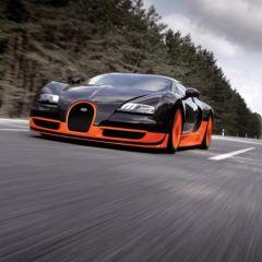 Фотографии нового суперкара Bugatti Veyron 16.4 Super Sport