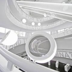 Фотографии Музея BMW в Мюнхене, Германия