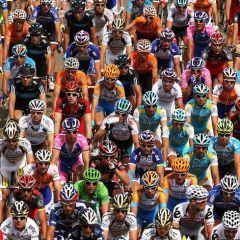 Тур де Франс – первая часть гонки