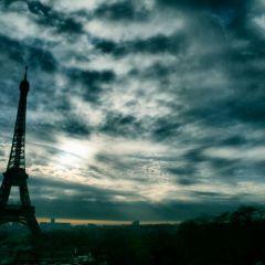 Красивый Париж в фотографиях Ольги Карабчевской