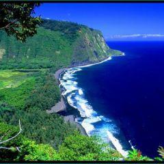 Красочные фотографии Гавайских островов (часть 2)