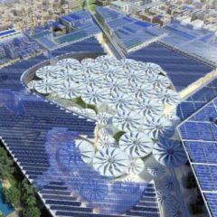 Masdar City – первый в мире город, не наносящий ущерба окружающей среде
