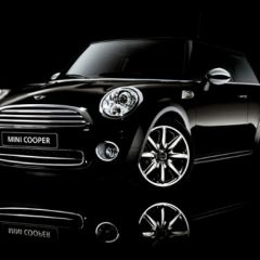 Новый Mini Cooper Savile Row Edition