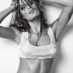 Фотографии Изабели Фонтана (Isabeli Fontana) от фотографа Жака Декекера (Jacques Dequeker)