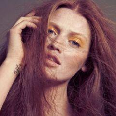 Портретные фотографии Синтии Дикер (Cintia Dicker) от Джеми Нельсона (Jamie Nelson)