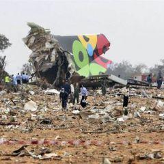 Авиакатастрофа в Триполи