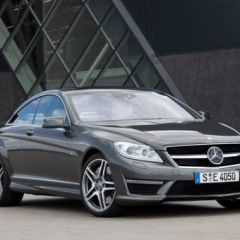 Новые автомобили Mercedes-Benz CL63 AMG и CL65 AMG 2011