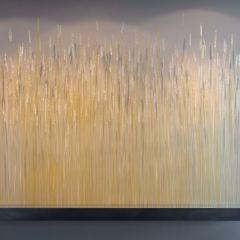Стеклянная пшеница – креативная инсталляция от Жан-Пьера Канлиса (Jean-Pierre Canlis)