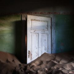 Пустыня Намиб глазами фотографа Alvaro Sanchez-Montañes