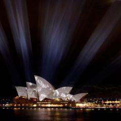 Фестиваль «Яркий Сидней» 2010 в Австралии (фото)