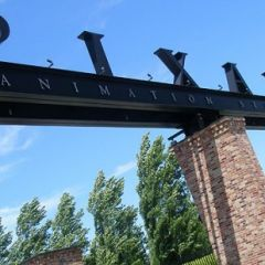 Офис Pixar Animation Studios (фото)