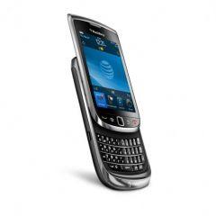 Новый смартфон-слайдер BlackBerry Torch