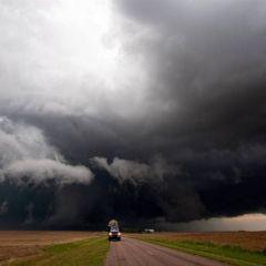 Охота на торнадо