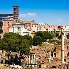 Прогулка по Риму