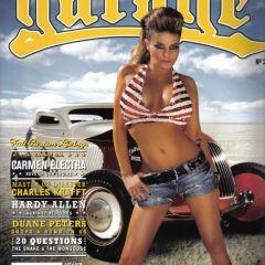 Кармен Электра (Carmen Electra) для журнала Garage