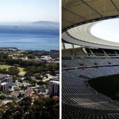 Стадионы Чемпионата Мира по футболу 2010