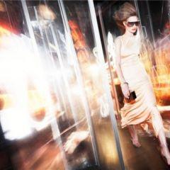 Фото Натальи Водяновой (Natalia Vodianova) от Стивена Мейсела (Steven Meisel)